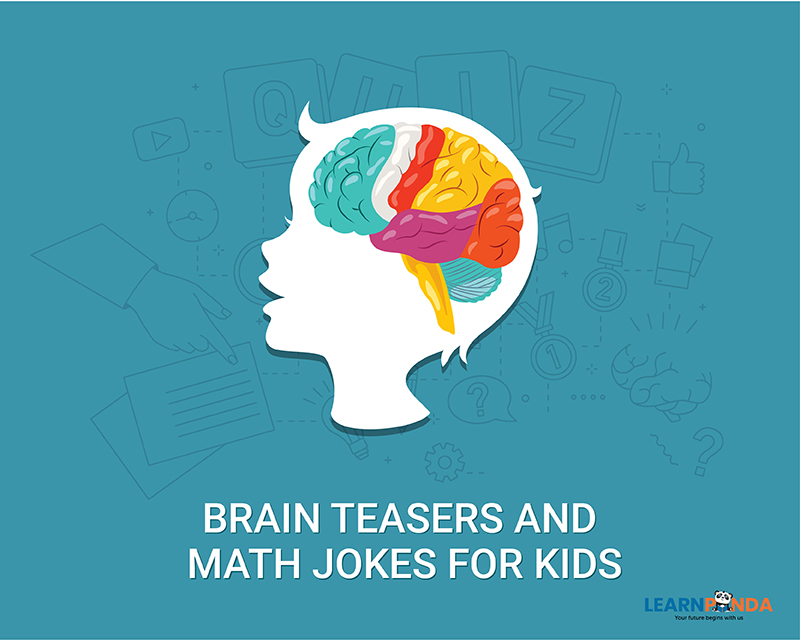 25 best brain teasers and silly math jokes for kids